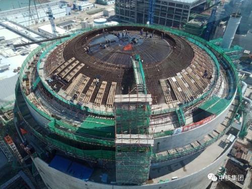 """国产三代核电技术""""华龙一号""""再传捷报 英国通过GDA第三阶段审查"""